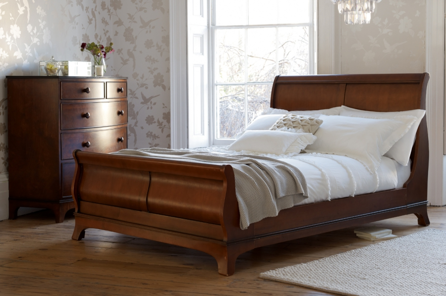 Broughton Double Bed. Broughton Double Bed   Qualita