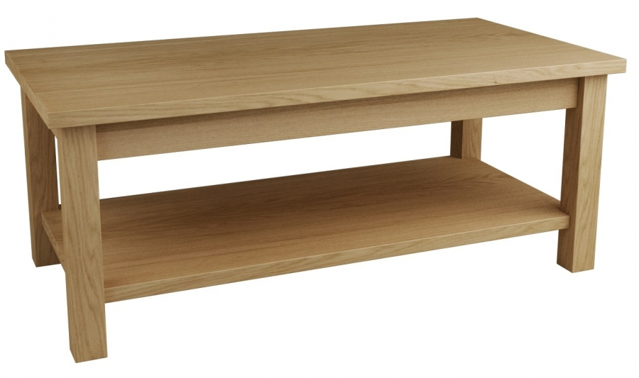 Eclipse Long Coffee Table Qualita