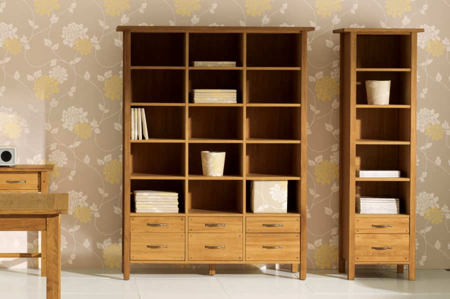 Milton 2 Drawer Bookcase Qualita : 2483zoomed23 from qualita.co.uk size 900 x 598 jpeg 324kB